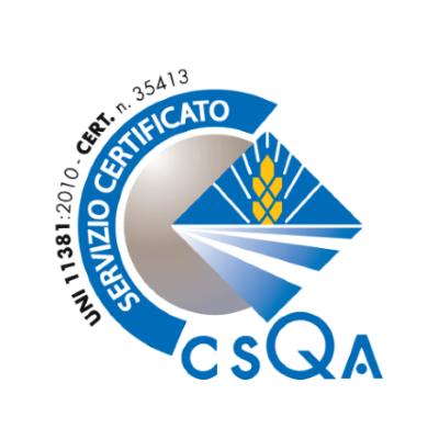 Certificazione UNI EN ISO 11381