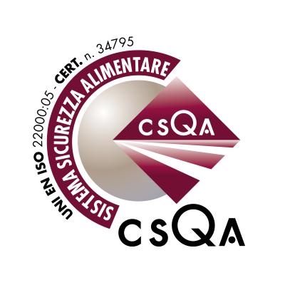 Certificazione UNI EN ISO 22000